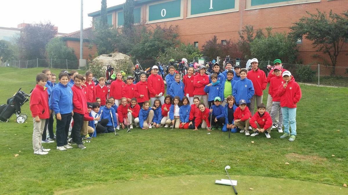 Federación de Golf de Madrid