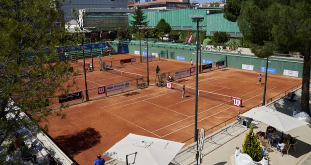 Foto: Industria del Tenis