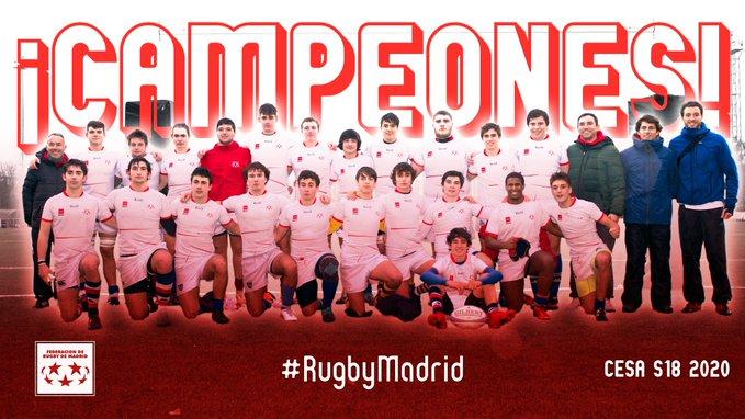 Federación de Rugby Madrid