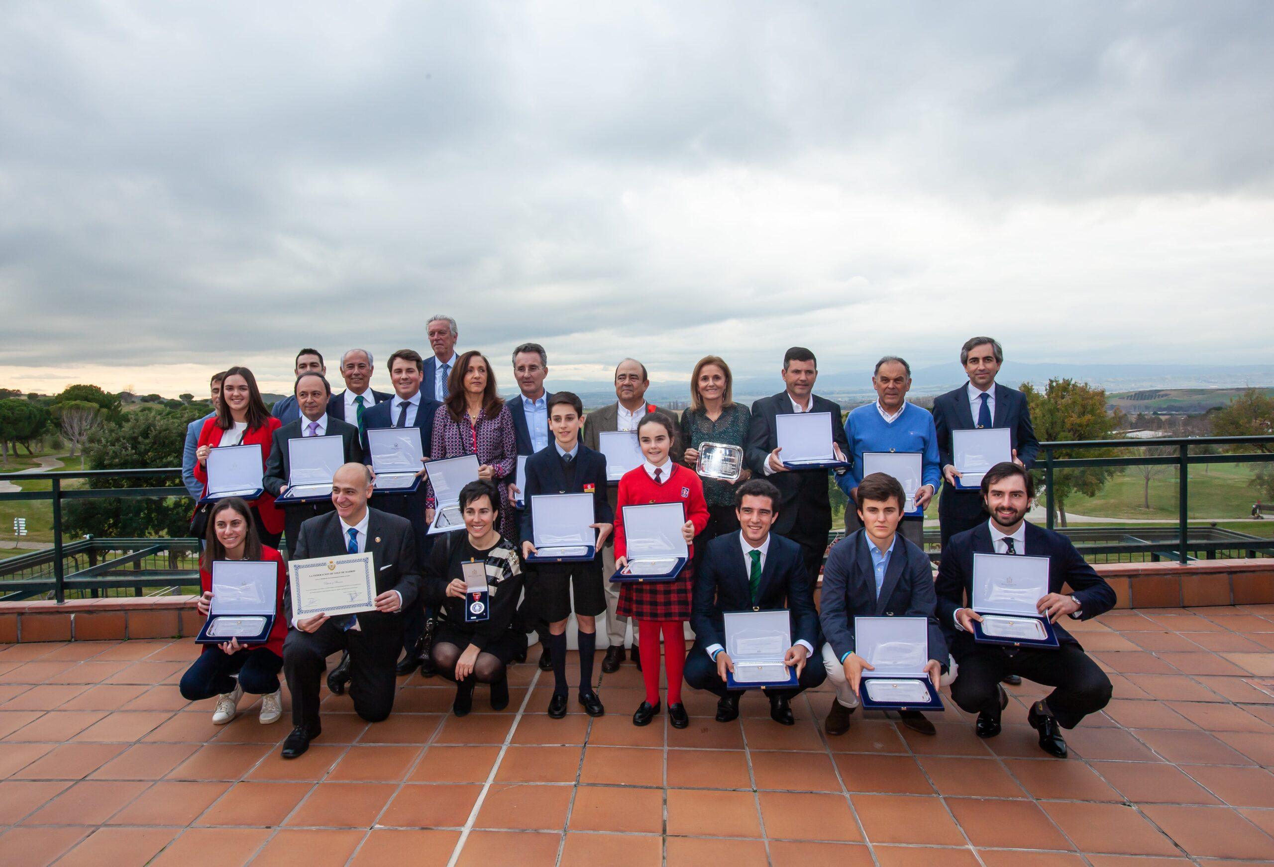 Foto: federación de Golf de Madrid