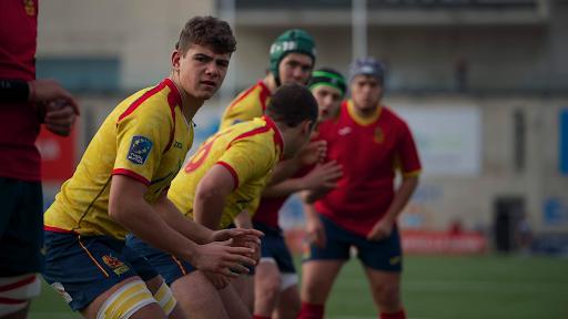 Foto: Federación Española de Rugby