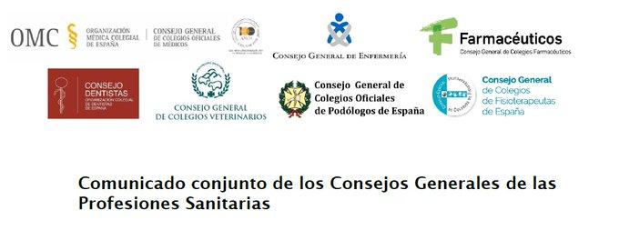Colegio Profesional de Fisioterapeutas de la Comunidad de Madrid.
